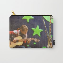 Glow Starry Night Carry-All Pouch