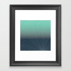 Projection Geox Framed Art Print