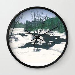William #1 Wall Clock