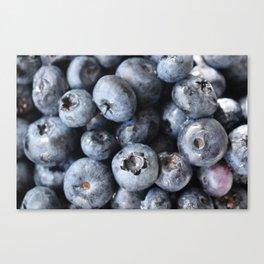 Blueberry Canvas Print
