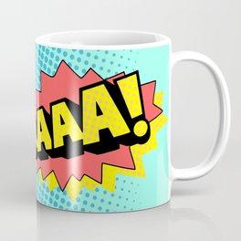 Cockatoo Comic AAAAAA Coffee Mug
