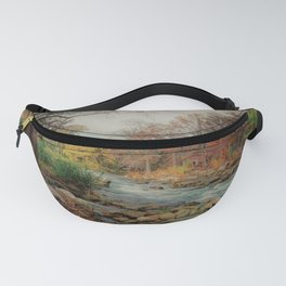 The Guadalupe River Fanny Pack