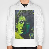 senna Hoodies featuring Senna by Matt Pecson