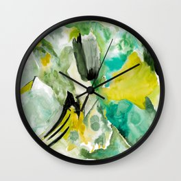 Mossy North Side Wall Clock