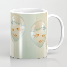 balloon fish 02 Coffee Mug