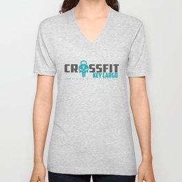 Crossfit Key Largo Unisex V-Neck