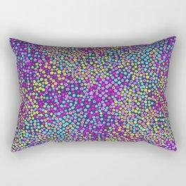 ditsy lady Rectangular Pillow