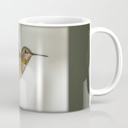 Female Hummingbird Coffee Mug