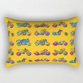 AP172-4 Motorcycles Rectangular Pillow