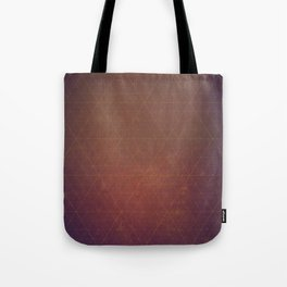 Vintage Triangulation Tote Bag
