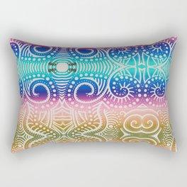 The Junkyard Rectangular Pillow