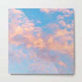 Dream Beyond The Sky (no text) Metal Print