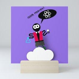 Geektastic Mini Art Print