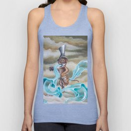 de clawed Unisex Tank Top