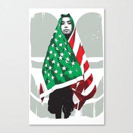 Niños Héroes (Boy Heroes) Canvas Print
