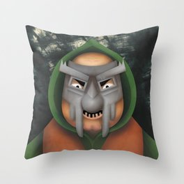 DOOMSDAY Throw Pillow