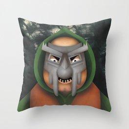 DOOMSDAY Throw Pillow
