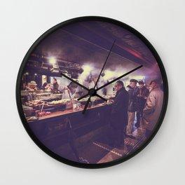 WILD JAPAN 03 Wall Clock