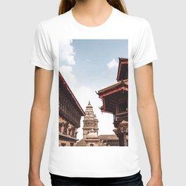kathamandu temple T-shirt
