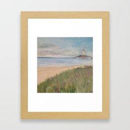 Godrevy Framed Art Print