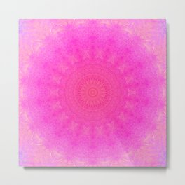 Very pink Metal Print