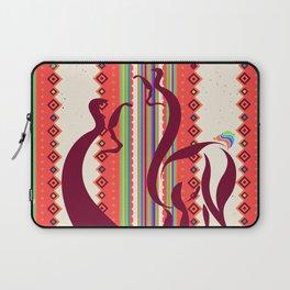 Interstellar Alpacas Laptop Sleeve
