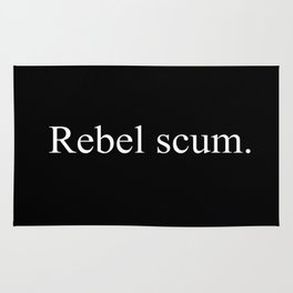 Rebel Scum Rug