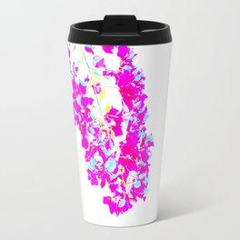 flowers full of light II Travel Mug