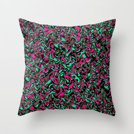 The Jiggles Throw Pillow
