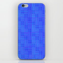 Interpretive Weaving (Nightfall) iPhone Skin
