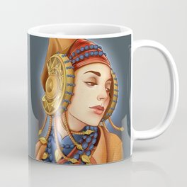 Lady of Elche Coffee Mug