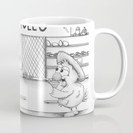 Spicy Pollo Margaritas Coffee Mug