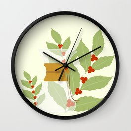 chemex Wall Clock