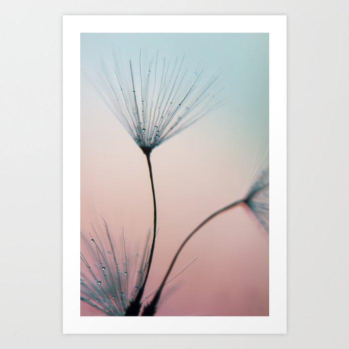 sprinkles of love Art Print