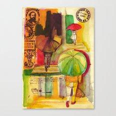 Guadalajara Canvas Print