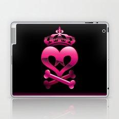 Emo heart Laptop & iPad Skin