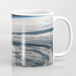 Looking back at earth ... Coffee Mug
