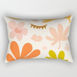 Abstraction_Nature_Wonderful_Day_Minimalism_003 Rectangular Pillow