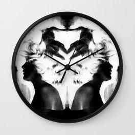 Night Dive Wall Clock