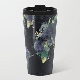 world map 126 #worldmap #map Travel Mug