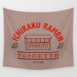 Ichiraku Ramen Wall Tapestry