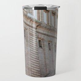 Brooklyn Building Travel Mug