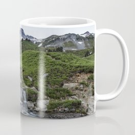 Edith Creek and Mount Rainier Coffee Mug