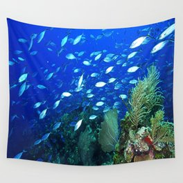 Roatan Reef Wall Tapestry