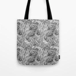 Repeat Pattern Tote Bag
