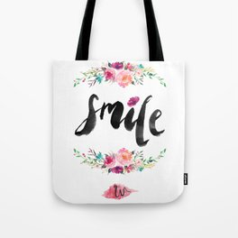 Smile. Tote Bag