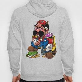 Super Over It Mario Hoody