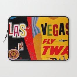 Lady Las Vegas Laptop Sleeve