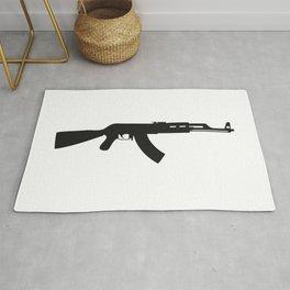 AK-47 kalashnikov assault rifle #society6 #decor #buyart #artprint Rug