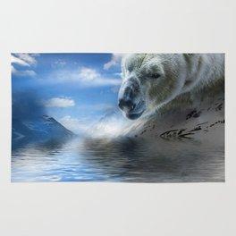 Polar Bear XIIX Rug
